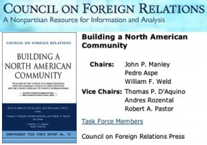 Building a North American Community