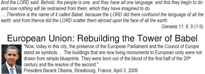 EU - Rebuilding Babel