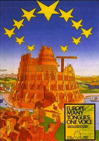 EU 'Tower of Babel' 330 x 467