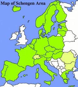 EU - Schengen Area