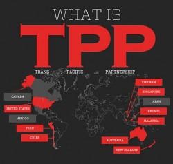NAU - 3 Countries in TPP