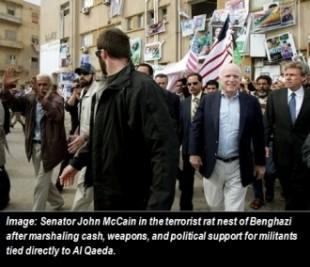McCain, Benghazi, al Qaeda