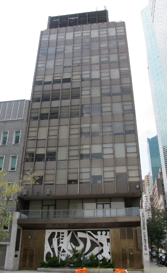 The Church Center, 777 United Nations Plaza, across the street from the UN Building, housed both the Institute for World Order and Planetary Citizens in the 1970s