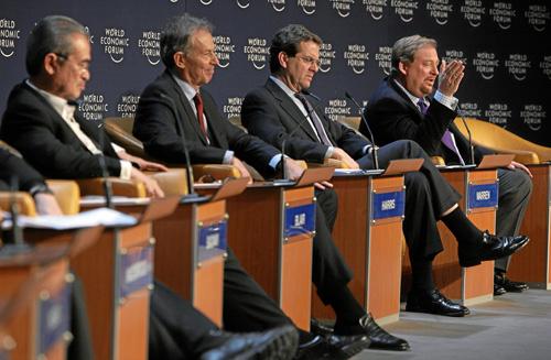 Rick-Warren-Davos Klaus Schwab's 'Great Reset' includes region building